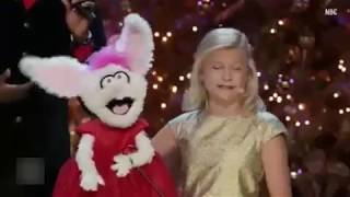 'America's Got Talent' Winner Darci Lynne Farmer Joins Pentatonix For a Holiday Performance!