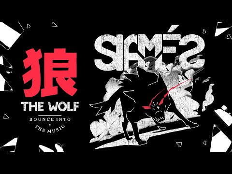 SIAMÉS  The Wolf  Animated Music