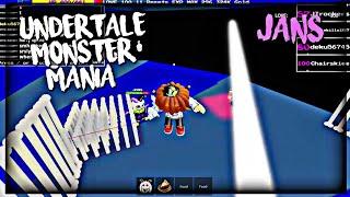 Roblox Undertale Monster Mania: Jans