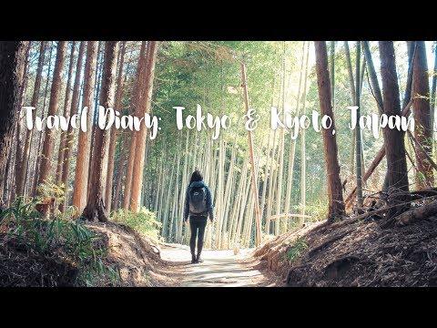 Travel Diary: Japan | Tokyo & Kyoto 🎏