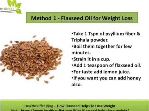 lose heaviness in addition to oil-rich seed oil