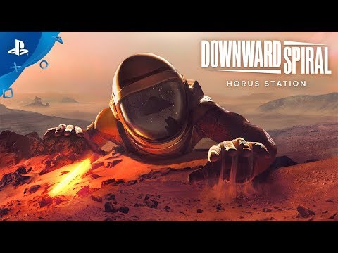 Downward Spiral: Horus Station - Announcement Trailer | PS4, PS VR