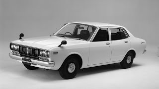 #163. Тачки из прошлого - Datsun Bluebird Sedan