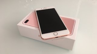 iPhone 7 Plus - Unboxing