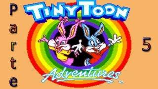 Tiny Toon Adventure - Parte 5 ♦ Amo-odio los niveles de lava ♦