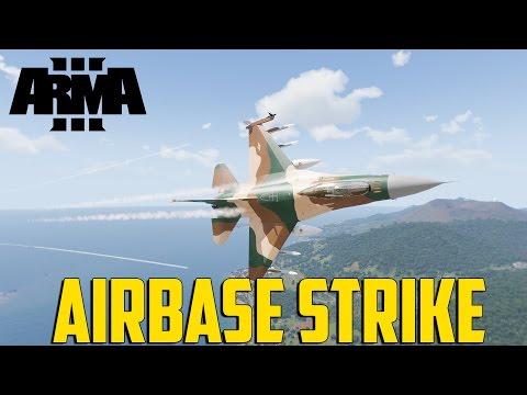 ARMA 3 - Airbase Strike