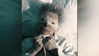 david bowies music video was parting gift to fans before dying of cancer