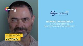 Learning Organization - Il futuro presente dell'organizzazione aziendale
