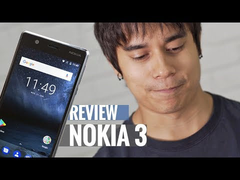 Nokia 3 review: You get what you pay for