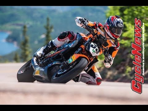 Cliff Racer - A Pikes Peak Short Film - Cycle News