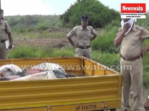 Unknown decomposed dead body found at LB Nagar