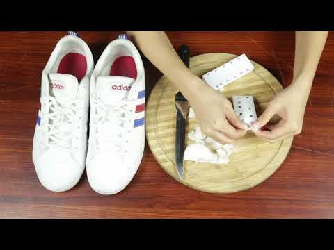 How To Use Soap Bar To Get Rid Of Smelly Shoes Fast