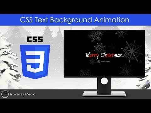 CSS Text Background Animation