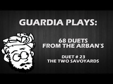 Guardia Plays - Arban's Duets - #23 The Two Savoyards w/Play-along Section