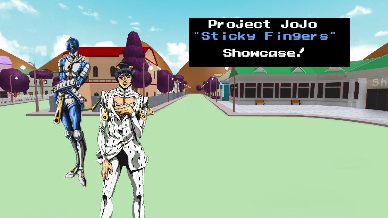 Project JoJo: