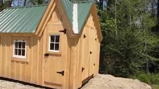 10x14 Doll House Walk-through