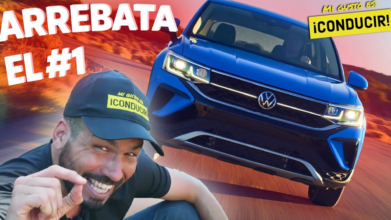 TAL VEZ DEBERÍA SER #1 EN VENTAS, VW TAOS