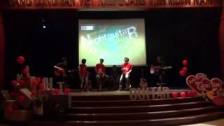 Night Guitar Club (OU) - Lá cờ & Quê hương Việt Nam