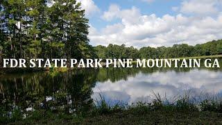 FDR RV Park in Pine Mountain Georgia