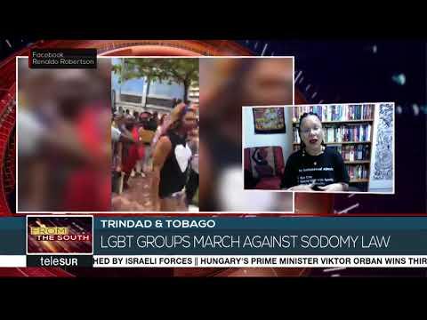 Trinidad Lgbtiq Protest