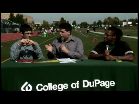 College Of Dupage Football Roster 10