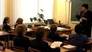 Урок русского языка, 5 класс, Крюкова_А.А., 2009