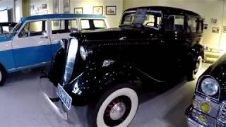 Музей ретро автомобилей Новосибирск