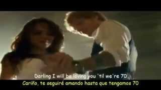 Ed Sheeran   Thinking Out Loud Lyrics & Sub Español Official Video