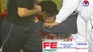 Bàn thắng lịch sử của Công Vinh tại AFF SUZUKI Cup 2008