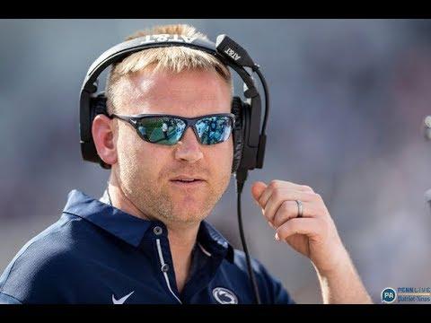 Penn State football's James Franklin talks about Ricky Rahne's impact, Video