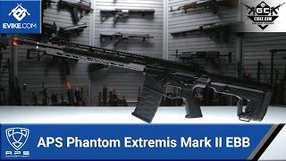 APS Phantom Extremis Mark II EBB - [The Gun Corner] - Airsoft Evike.com
