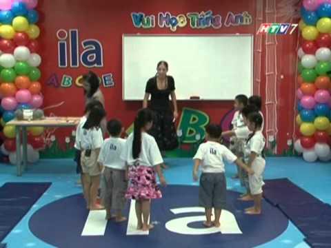 ILA - Vui HocTieng Anh - Lesson: Shapes