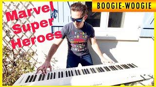 Marvel Super Heroes Boogie Woogie