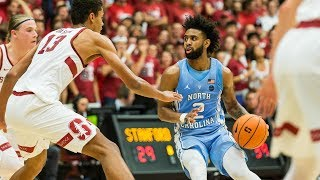 UNC Men's Basketball: Tar Heels Win Big at Stanford, 96-72