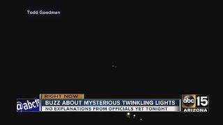 Video Mysterious lights in Arizona sky download MP3, 3GP, MP4, WEBM, AVI, FLV Oktober 2017