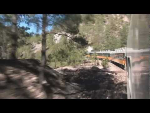 Riding the Rails in the Copper Canyon - Fantasy RV Tours