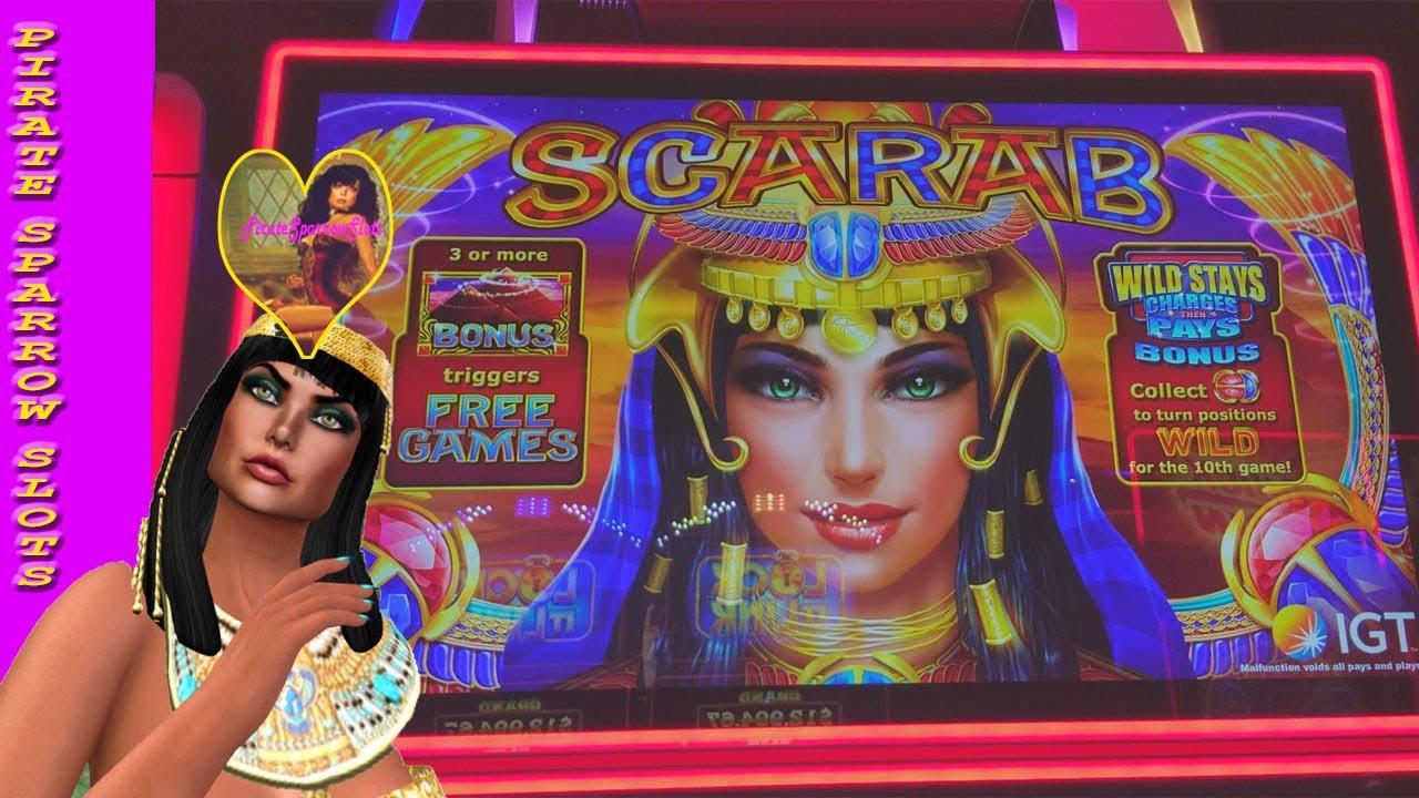 Scarab Slot Machine