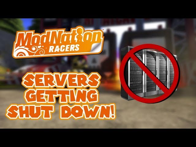 Servers For ModNation Racers Getting Shut Down!