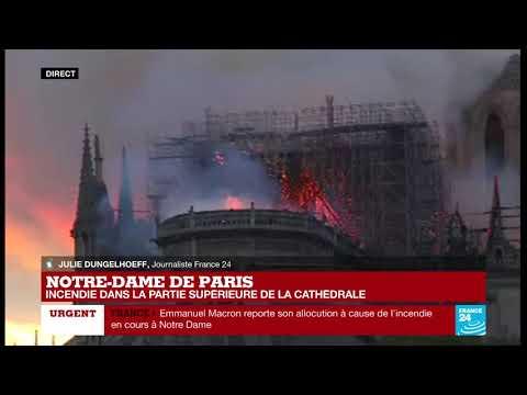 """La flèche de la cathédrale s"