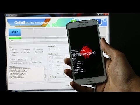 Galaxy S5 (900F) - How to Root & Install CWM Recovery
