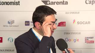 #UEZ2018 Migros Genel Müdürü Özgür Tort Röportajı