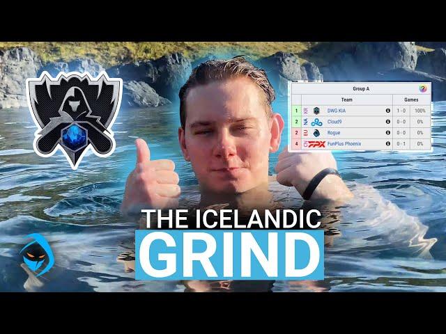 The Icelandic Grind  | Worlds Series Episode 2