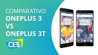 OnePlus 3 e OnePlus 3T: um comparativo da evolução [CES 2017]