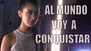 Смотреть клип Giselle Torres - Al Mundo Voy A Conquistar