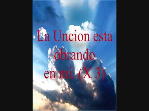 La Uncion KARAOKE - Juan Carlos Alvarado pista instrumental HD