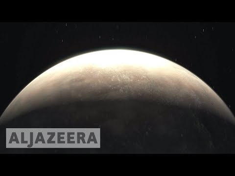 Ross 128 b: Nearby earth-like planet could support alien life