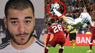 DEBRIEF DE LA FINALE ! REAL MADRID 3 - 1 LIVERPOOL (Grosse polémique Ramos Salah)