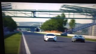Aston Martin V12 Vantage vs Jaguar XKRS Drag Race-GT6