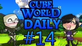 Cube World Daily | w/ Ardy & Yuma | Part 14: Lands of DERKA DUR