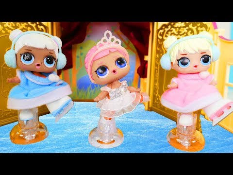 Don't Wake Shimmer and Shine LOL Dolls Bedtime Routine Spooky Haunted House LUXE DIY Slumber Party!